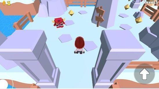 超級雪地冒險3D 圖2