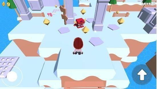 超級雪地冒險3D 圖3
