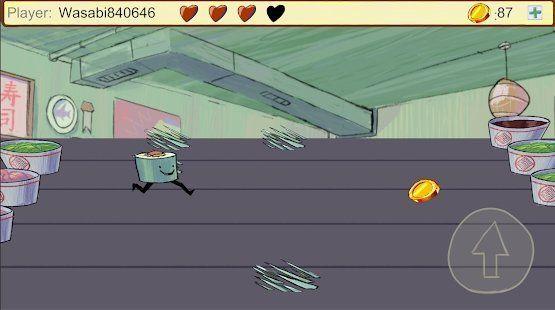 奔跑的寿司 图1