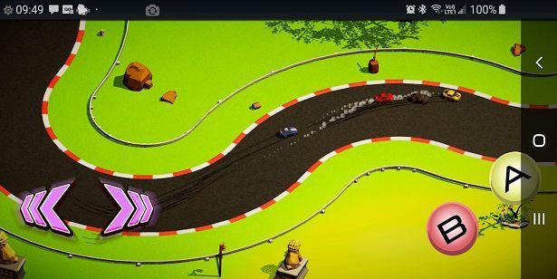 滑痕涡轮赛车 图3
