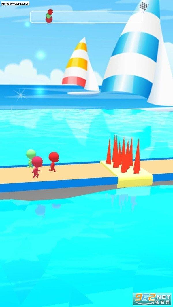 超级水上冲冲冲 图2