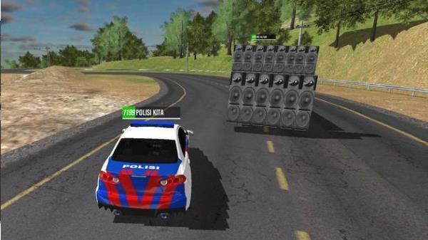 越南警車模擬駕駛 圖1