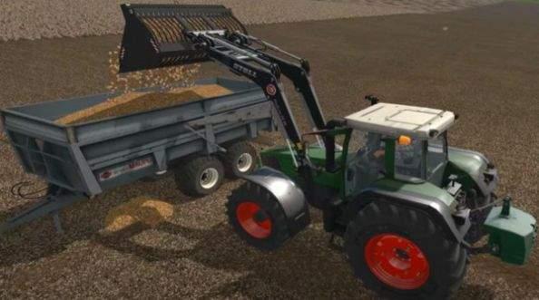 现代拖拉机模拟器2020