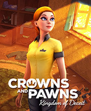 王冠与走卒王国的欺骗Crowns and Pawns
