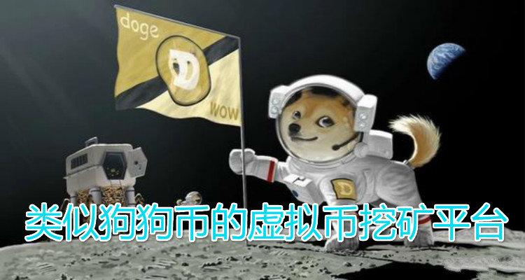 类似狗狗币的虚拟币挖矿平台