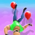 友尽气球战