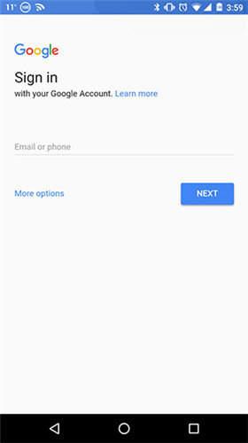 谷歌框架三件套