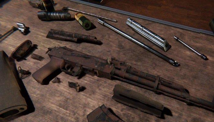 枪械模拟游戏大全
