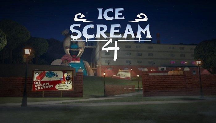 恐怖冰淇淋4版本合集