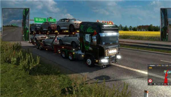 欧洲卡车模拟2遨游中国 图2