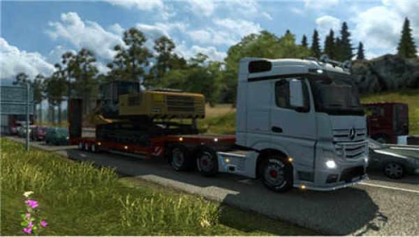 欧洲卡车模拟2遨游中国 图3
